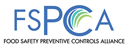 Food Safety Preventative Controls Alliance (FSPCA)