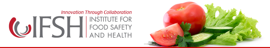 Institute for Food Safety and Health (IFSH) Page Header